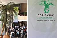 COP 17 climate summit in Durban image