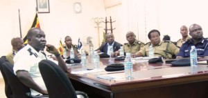 Uganda's police is up for a new challenge: to handcuff corruption
