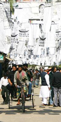Street scene Bangladesh