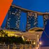 Images of Toronto, Singapore and Vienna
